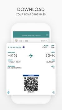 Cathay Pacific screenshot 6