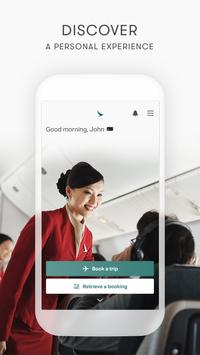 Cathay Pacific screenshot 2