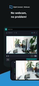 XSplit Connect: Webcam पोस्टर