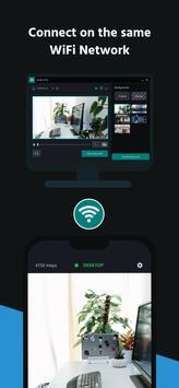 XSplit Connect: Webcam स्क्रीनशॉट 4