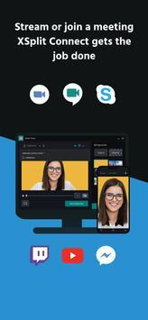 XSplit Connect: Webcam स्क्रीनशॉट 7