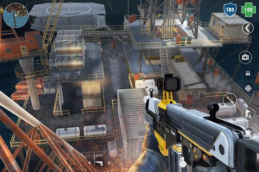 متاهة ميليشيا: لان، على الانترنت متعددة لعبة الحرب تصوير الشاشة 1