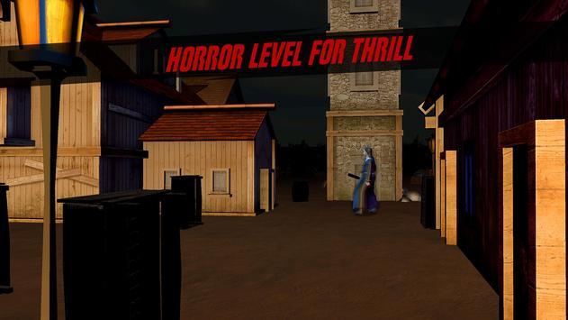 Evil Horror 's Creed - The Nun screenshot 1