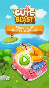 Cute Blast poster