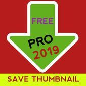 THUMBNAIL DOWNLOADER PRO 2019 : FREE DOWNLOAD icon