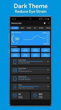 Device Info : View Device Information スクリーンショット 1