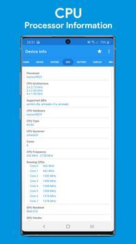 Device Info : View Device Information スクリーンショット 3