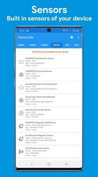 Device Info : View Device Information スクリーンショット 5
