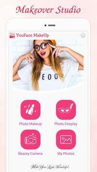 YouFace Makeup poster