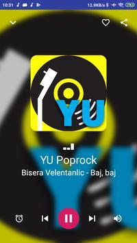YU Poprock Radio screenshot 1