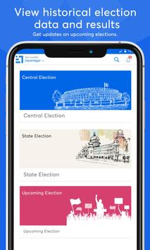 Election Trackers screenshot 3