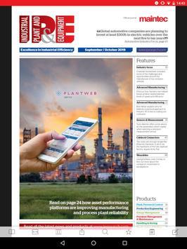 Industrial, Plant & Equipment screenshot 1