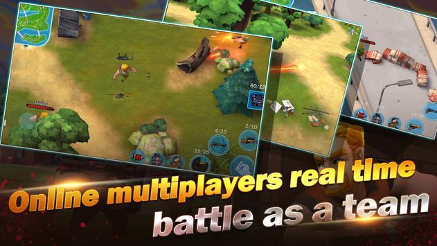 Conflict.io تصوير الشاشة 13