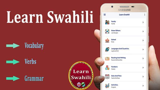 Learn To Speak Swahili poster