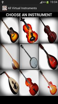 Play All Virtual Instruments poster