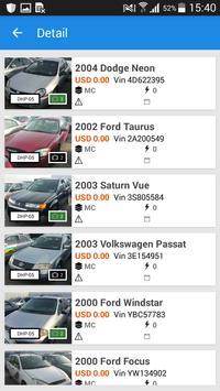 DriveHere.com Inventory screenshot 2