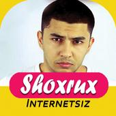 Шохрух qo'shiqlari - Shoxrux internetsiz icon