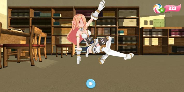 School Girls Dance screenshot 3