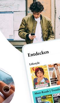 17 Schermata YUMPU Kiosk: Magazine, Zeitungen und Zeitschriften