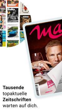 1 Schermata YUMPU Kiosk: Magazine, Zeitungen und Zeitschriften