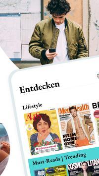 3 Schermata YUMPU Kiosk: Magazine, Zeitungen und Zeitschriften