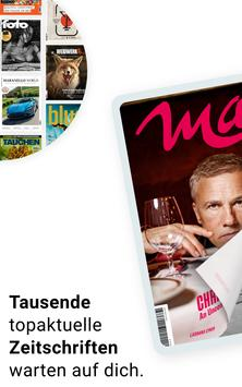 8 Schermata YUMPU Kiosk: Magazine, Zeitungen und Zeitschriften