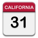 California Calendar - Holiday & Note (2020) APK Android
