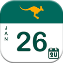 Australia Calendar - Holiday & Note (2020) APK Android