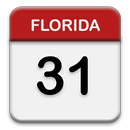 Florida Calendar - Holiday & Note (Calendar 2020) APK Android