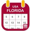 Florida Calendar ikona