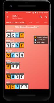 Indonesia Calendar screenshot 1