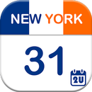 New York Calendar - Holiday & Note (Calendar 2020) APK Android