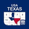 Texas Calendar ikona