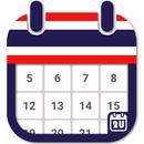 Thailand Calendar - Holiday & Note , Calendar 2020 APK Android
