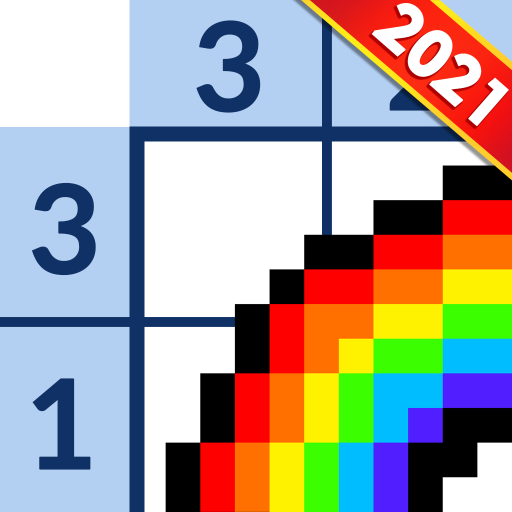 Download Nonogram – Jigsaw Puzzle Game                                     Picture cross puzzle page with logic number puzzle game! Reveal hidden images!                                     Pixel Art – draw in fun                                                                              8.1                                         913 Reviews                                                                                                                                           1 For Android 2021