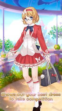 Magic Princess Dress 3 screenshot 9