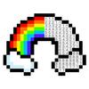 Kleur creatief-icoon