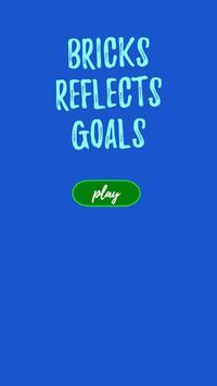 Bricks Reflects Goals poster