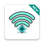 WPS WPA Connect Wifi icon