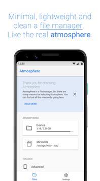 Atmosphere screenshot 1