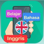 Belajar Bahasa Inggris Cepat + Suara Mp3 icon