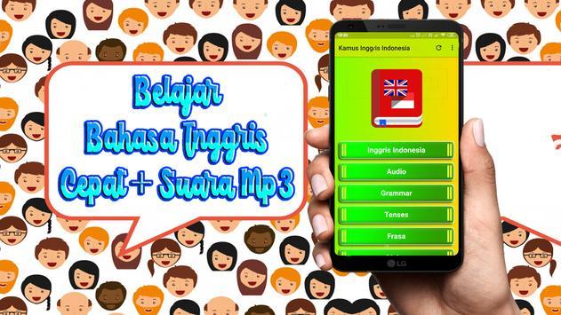Belajar Bahasa Inggris Cepat + Suara Mp3 screenshot 3