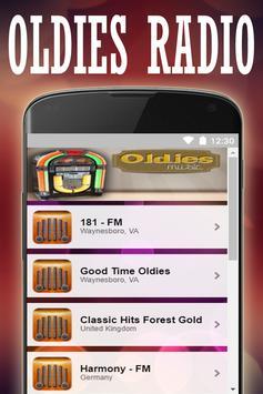 Oldies Radio screenshot 9
