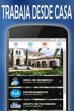 Sistema TDC App screenshot 2