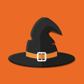 Witchy memory icon