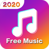 Free Music أيقونة
