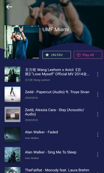 Free Music capture d'écran 4
