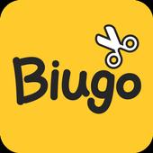 ikon Biugo— Editor Video Efek Ajaib