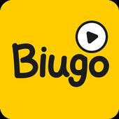 Biugo— Magic Effects Video Editor ícone
