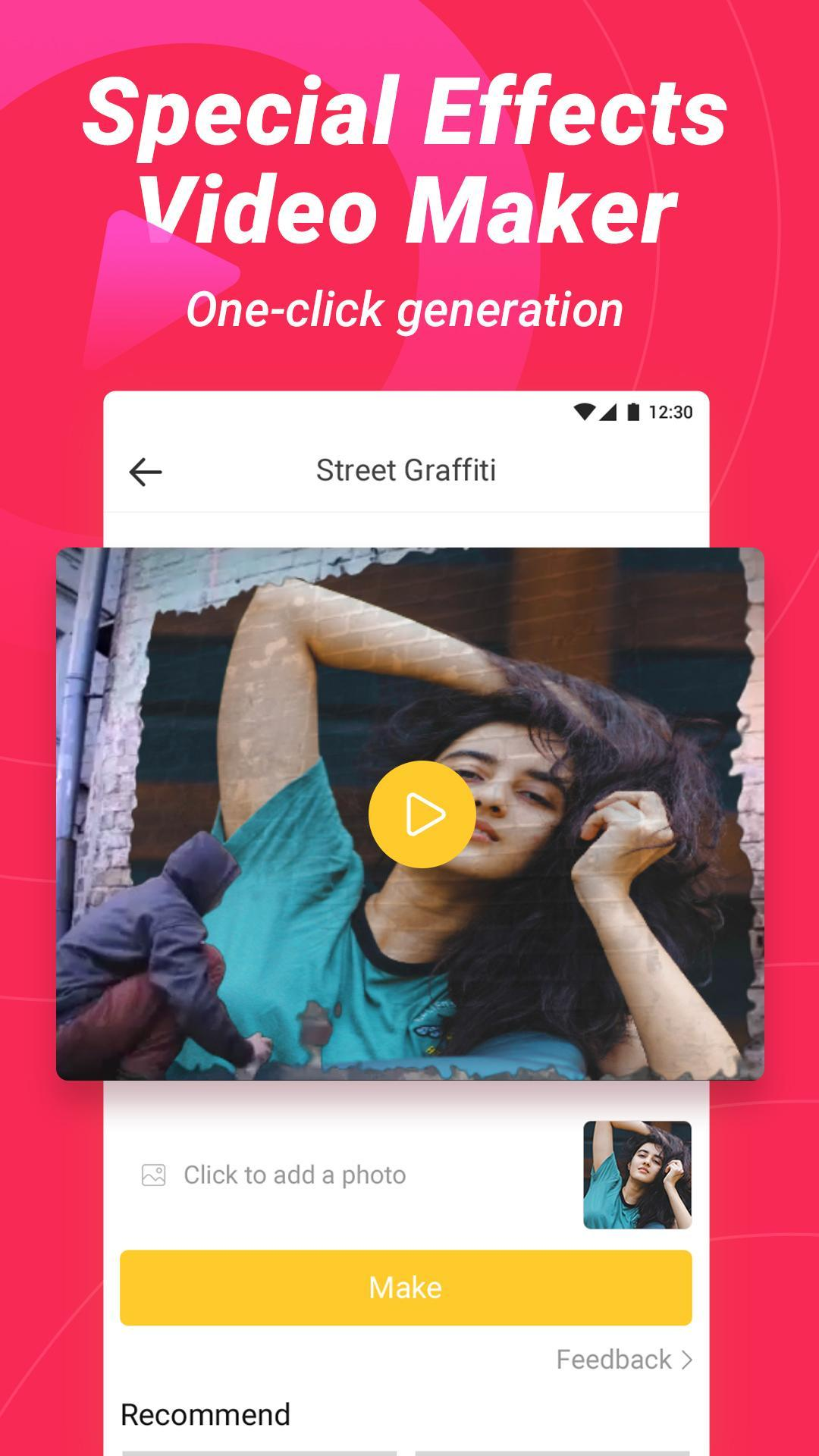Biugo— Magic Effects Video Editor for Android - APK Download
